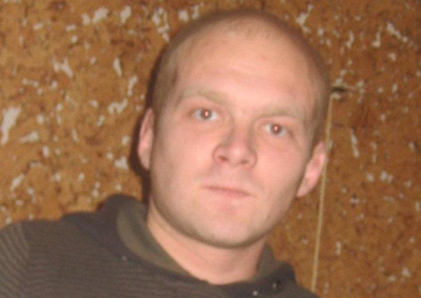 29 metų lietuvis Mantas Žiedavičius
