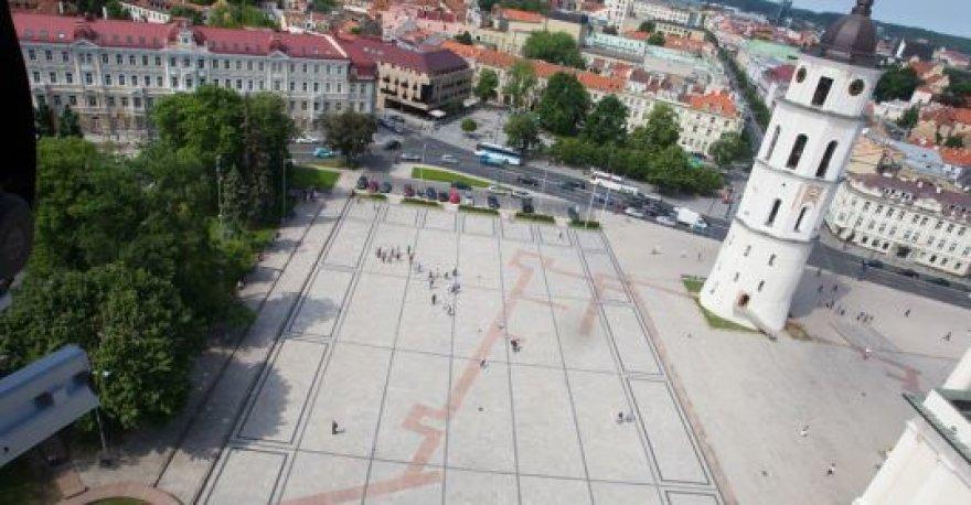 Vilniaus katedra. K. Vanago nuotr.