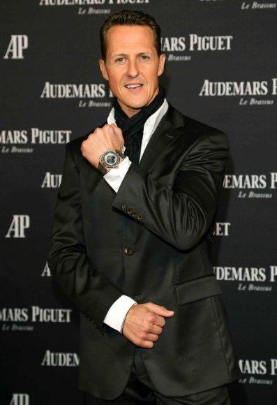 Michaelis Schumacheris 2012-ųjų spalį