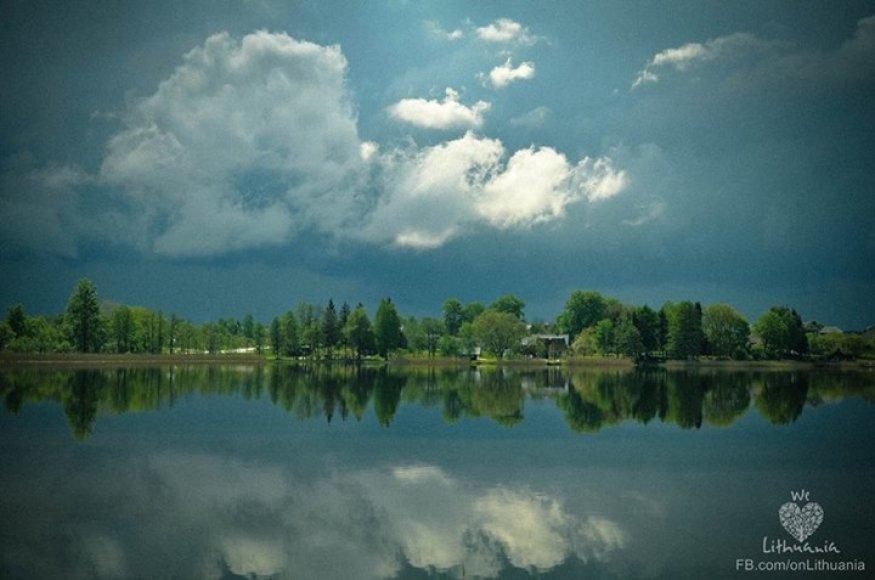 Diana Šustrova/ Totoriškių ežeras