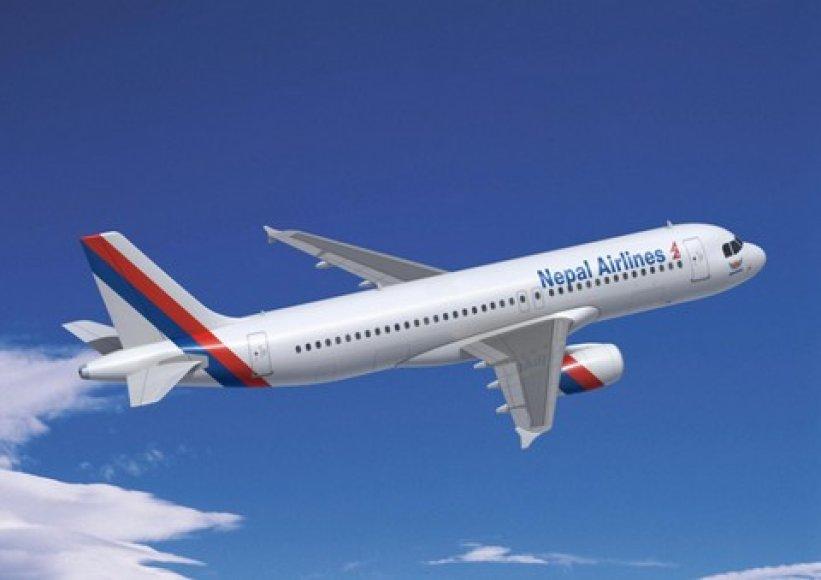 Nepalo oro linijos