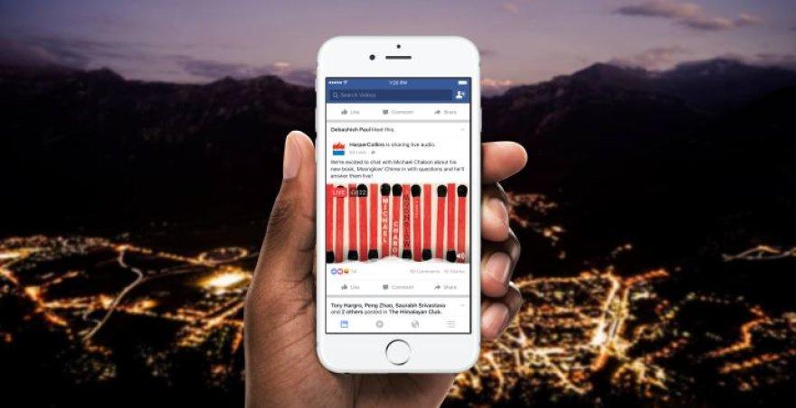 """Kuo 2017-aisiais nustebins """"Facebook"""""""