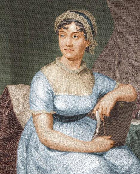 """Wikimedia Commons"" nuotr./Jane Austen paveikslas"