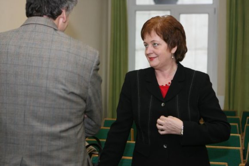 Birštono merė N.Dirginčienė išteisinta dėl visų jai pateiktų kaltinimų