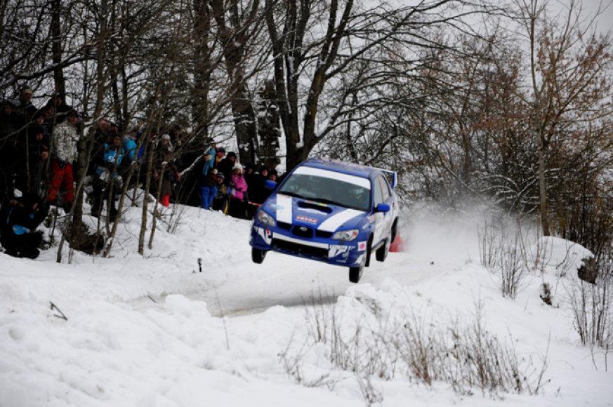 """""""Halls Winter Rally 2013"""""""