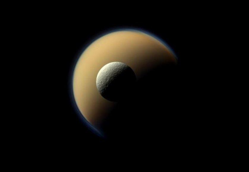 Saturno palydovai