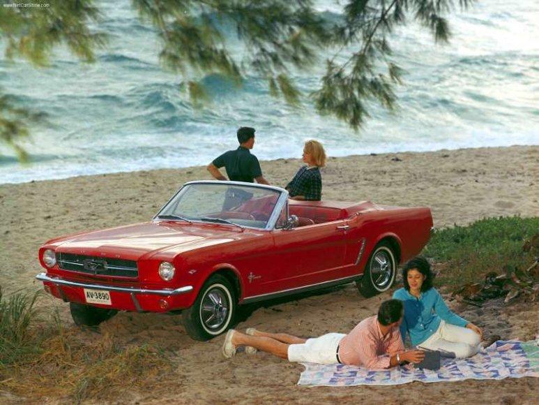 """1964-ųjų """"Ford Mustang"""""""