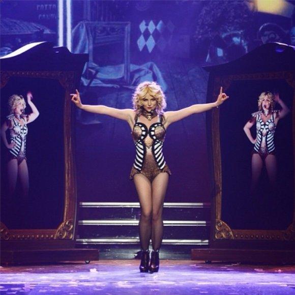 Britney Spears šou Las Vegase