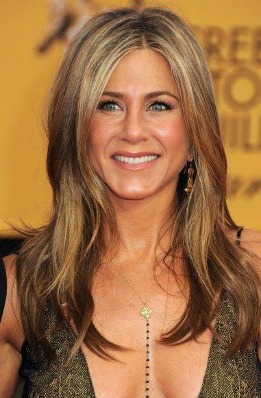 """""""Scanpix""""/""""SIPA"""" nuotr./Jennifer Aniston"""