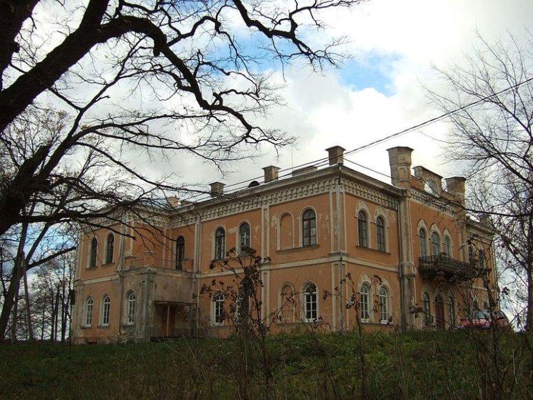 Glitiškių dvaro apylinkėse XVIII a. vidury siautėjo bajorai broliai Stanevičiai
