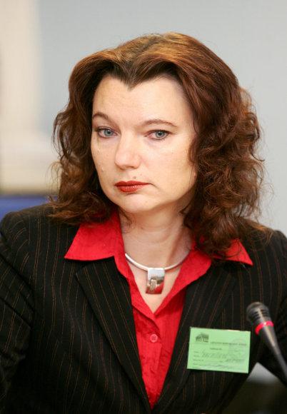 Vilniaus apygardos prokuratūros prokurorė Lilija Balaišienė