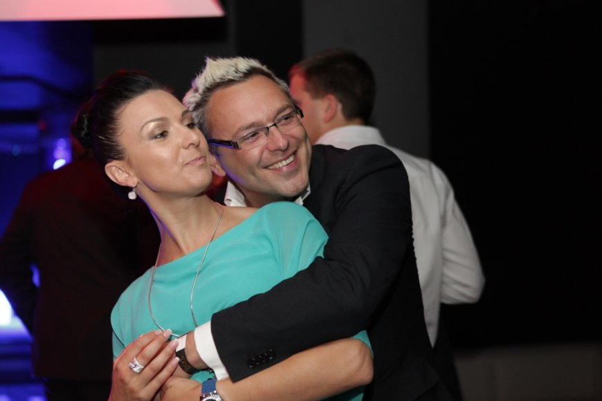 Egmontas Bžeskas ir Reda Gikytė