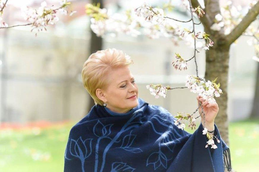 Dalia Grybauskaitė,