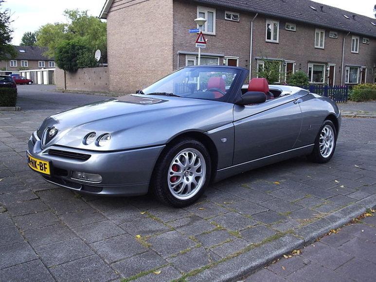 """""""Alfa Romeo GTV Spider"""""""
