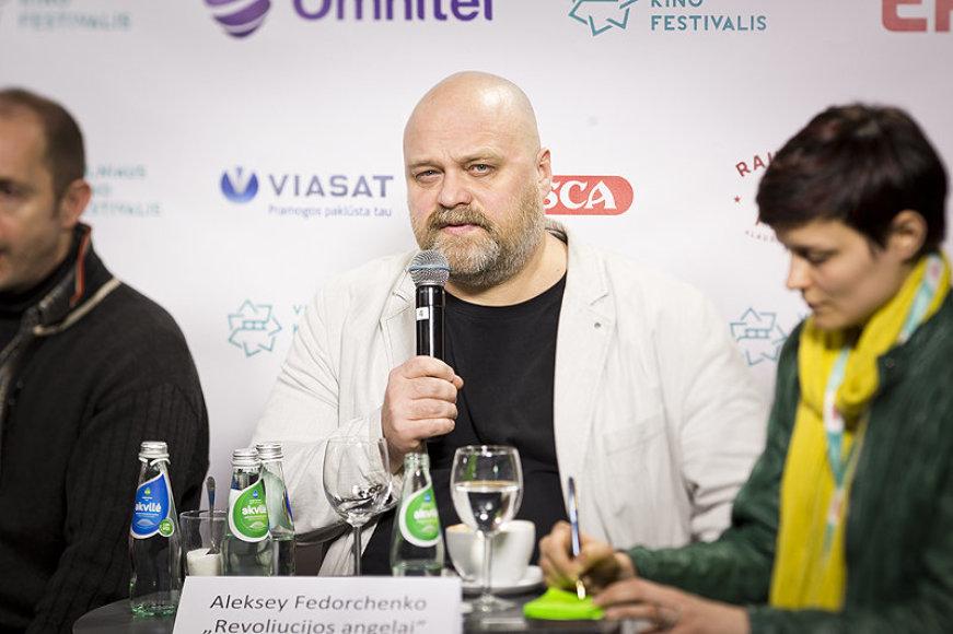 Režisierius Aleksey Fedorchenko