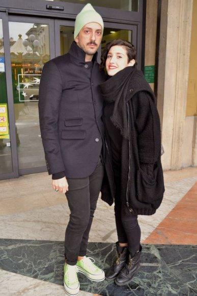 Marco ir Alice (Florencija)