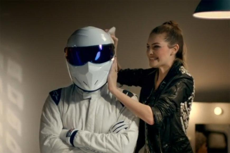 """Stigas – kultinis """"Top Gear"""" laidos personažas"""