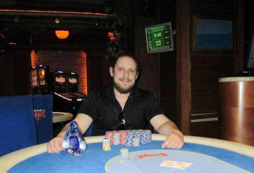 Michailas Leidermanas / PokerNews LT nuotr.