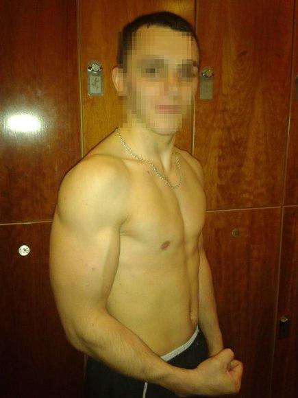 Įtariamasis Valdas Jankauskas