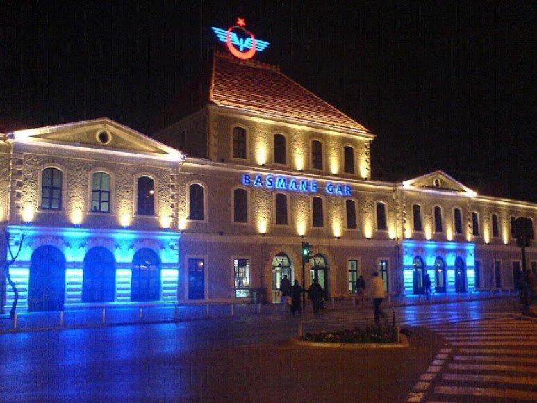 Basmane traukinių stotis