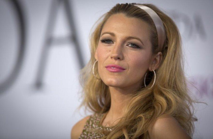 Aktorė Blake Lively