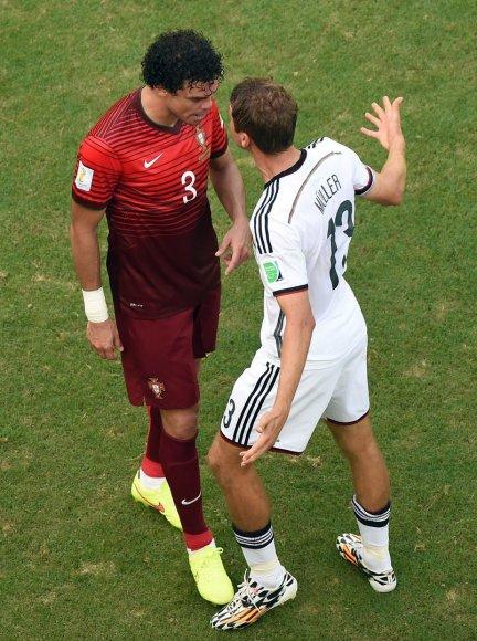 Pepe ir Thomas Muelleris