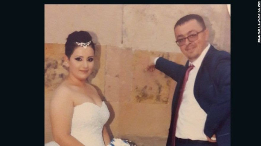 Nooros ir Bobi vestuvės