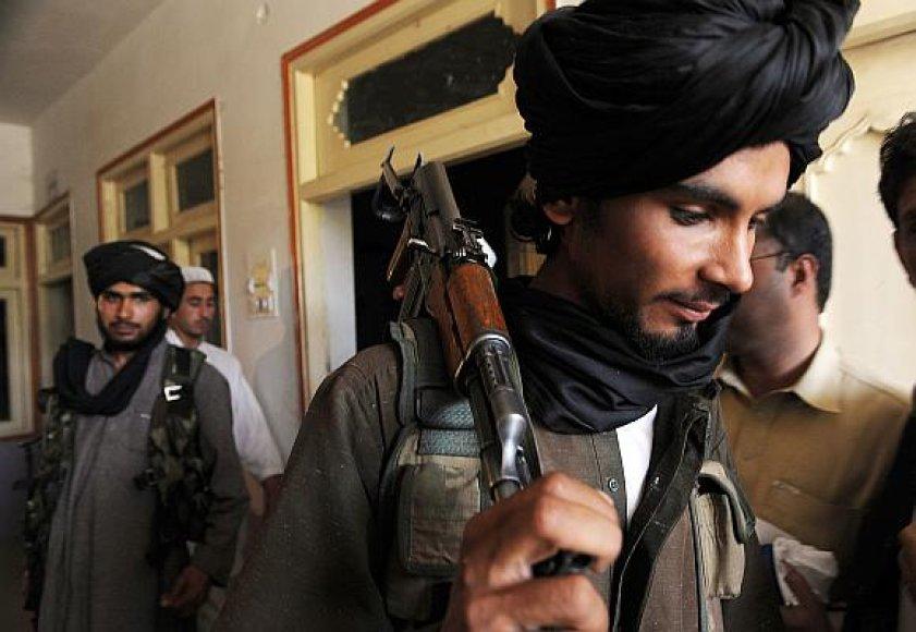 Talibano kariai