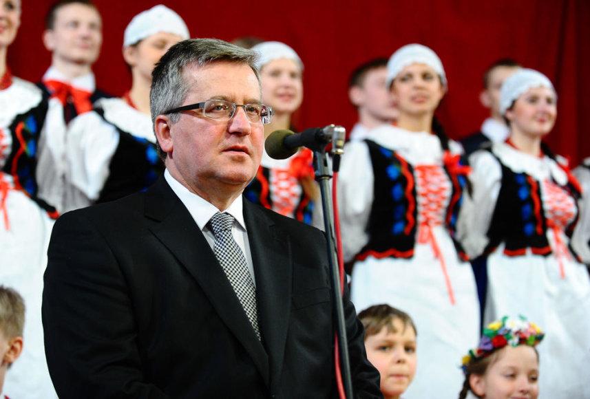 Bronislawas Komorowskis