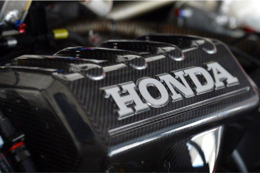 """""""Honda"""" variklis"""