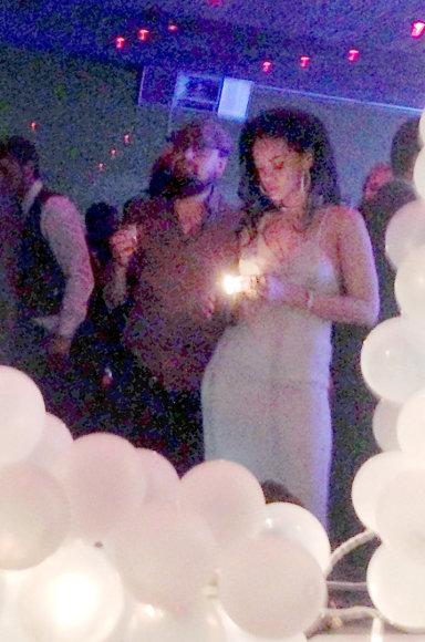 Leonardo DiCaprio ir Rihanna