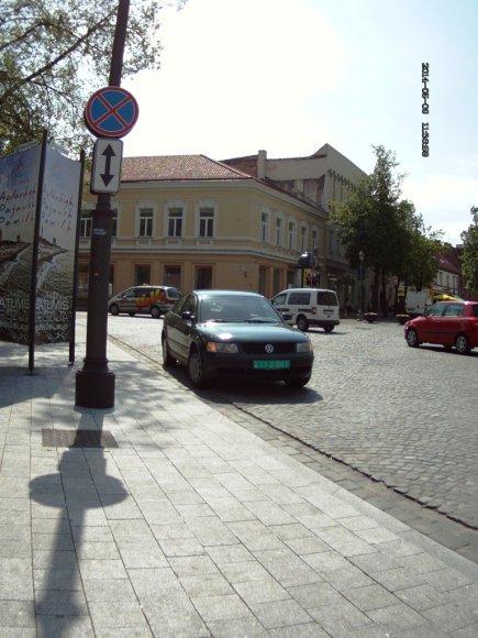 Diplomato automobilis