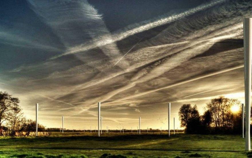 """Vortex"" vėjo jėgainės"