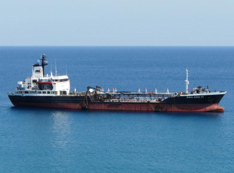 """Tanklaivis """"Agia Zoni II"""""""
