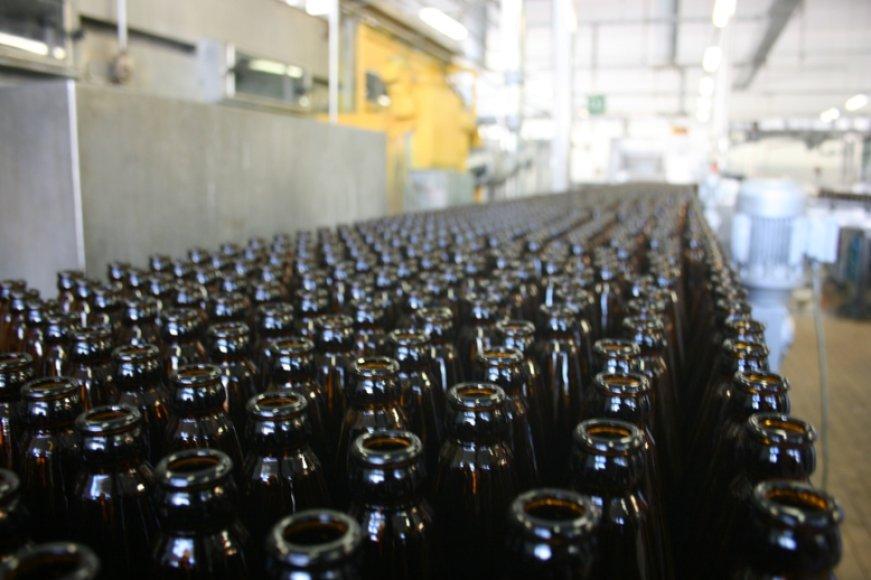 """""""Švyturio"""" gamykla planuoja milijonines investicijas į daryklą Klaipėdoje."""