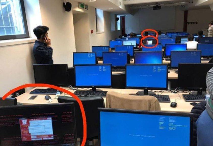 Kibernetinė ataka