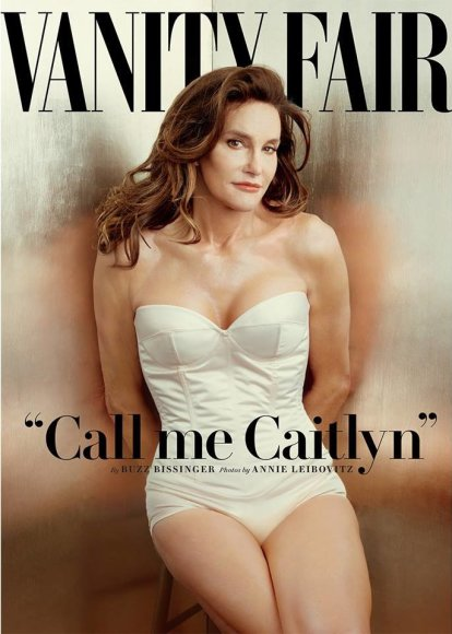 Lytį pasikeitęs Bruce'as Jenneris dabar vadinsis Caitlyn Jenner