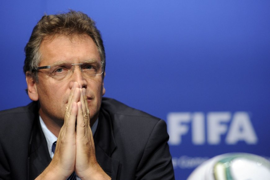 Jerome'as Valcke