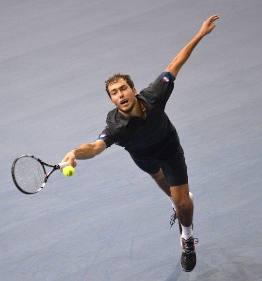 Jerzy'is Janowiczius 2012 metais pasiekė Paryžiaus turnyro finalą