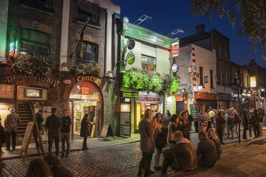 123rf.com/Naktinis gyvenimas Dubline