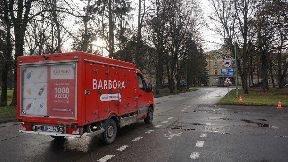 Barbora jau vyksta į psichiatrijos ligonines.