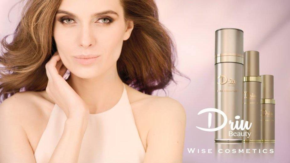 """Asta Valentaitė """"Driu Beauty"""" reklamoje"""