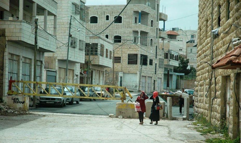 Izraelio valdžia stato nenutrūkstamą sieną tarp Vakarų Kranto ir Izraelio