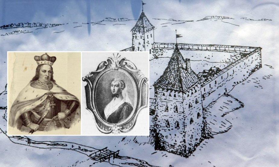 Patartas žmonos Vytautas iš Krėvos pilies ištrūko persirengęs moterimi