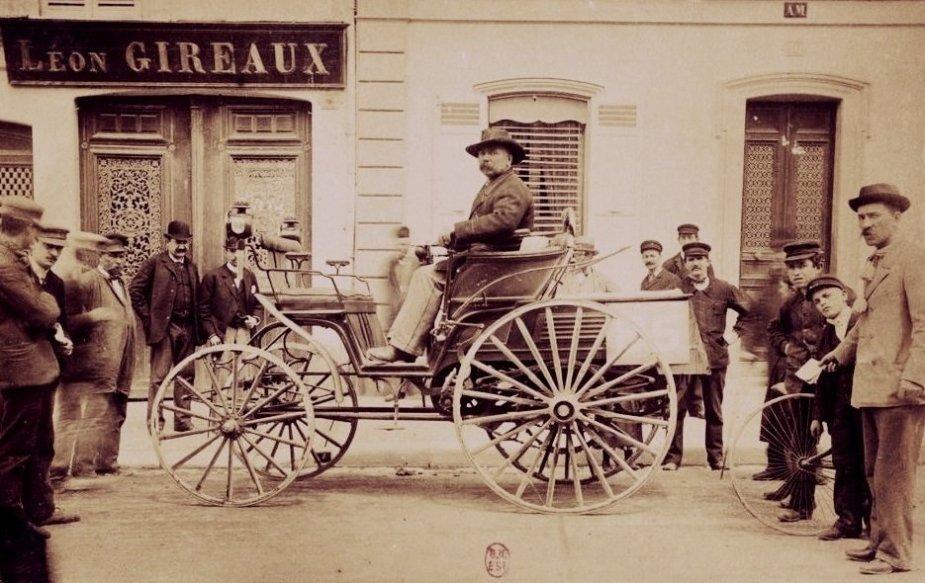 Panašus automobilis 1896 metais partrenkė Bridget Driscoll