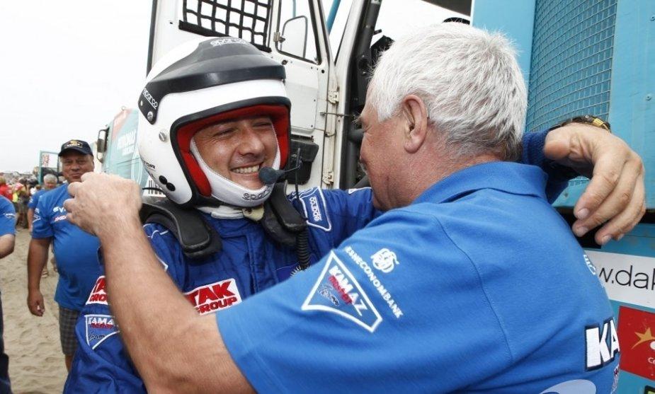 Artūras Ardavičius ruošiasi Dakaro raliui