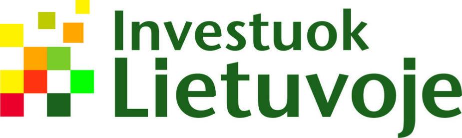 """""""Investuok Lietuvoje"""" logotipas"""