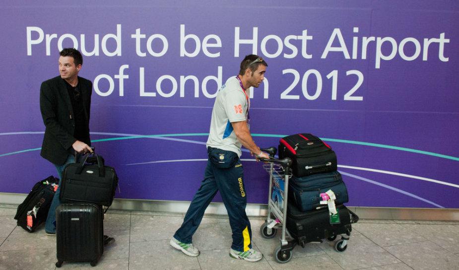 """""""Heathrow"""" oro uostas"""