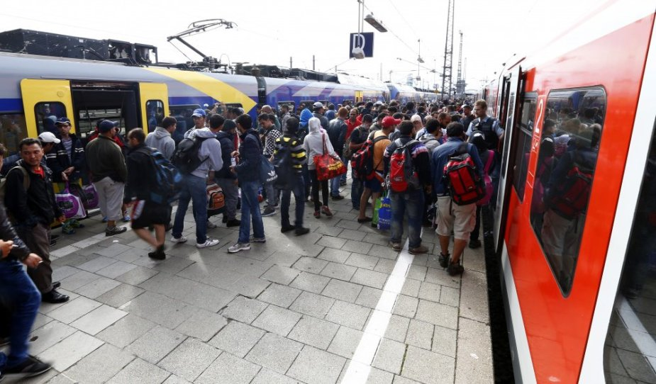 Papėgėliai plūsta į Vokietiją