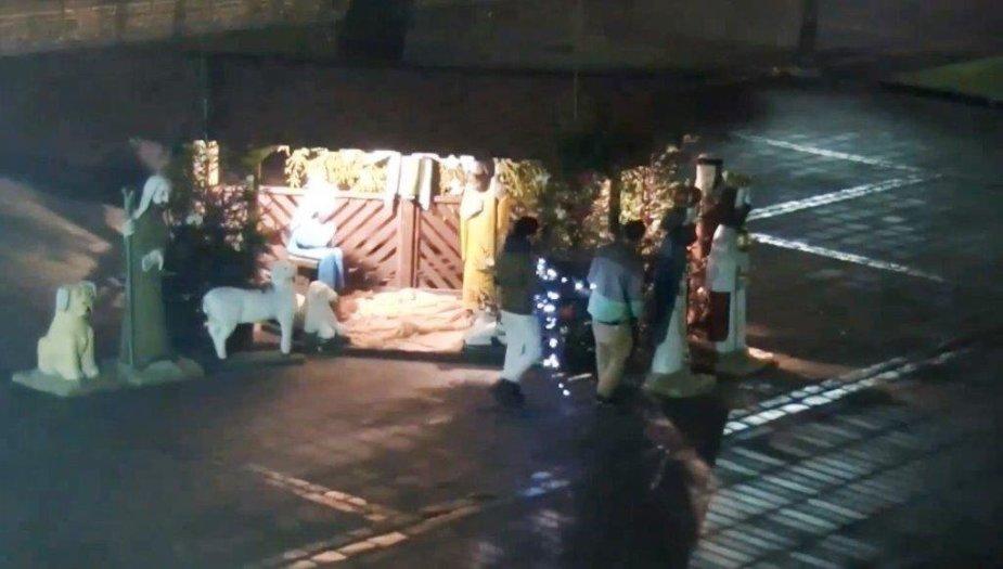 Modernios Kauno vaizdo stebėjimo kameros padėjo sulaikyti neblaivius chuliganus